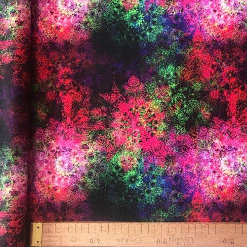 Jednobarevná kočárkovina metráž, 100% PL, 190g/m2, šířka 150 cm