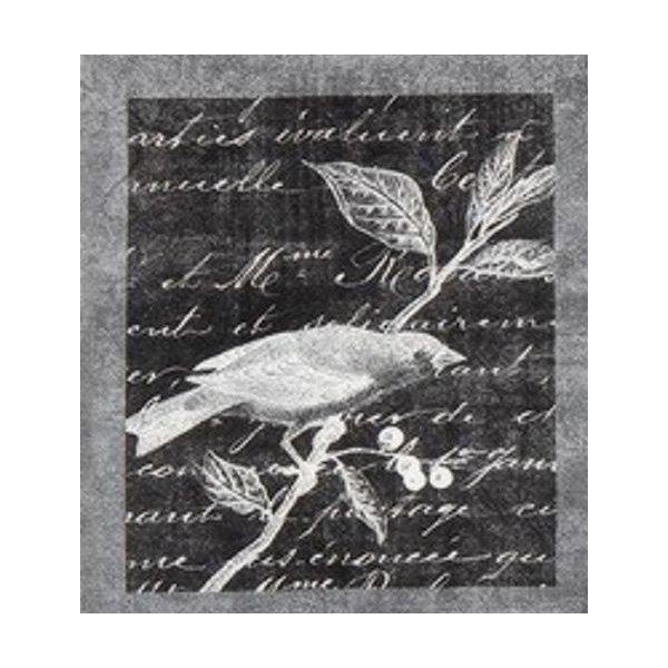 Bavlněný panel látky z kolekce Botanical Beauty, 100% bavlna, velikost 27 x 24 cm