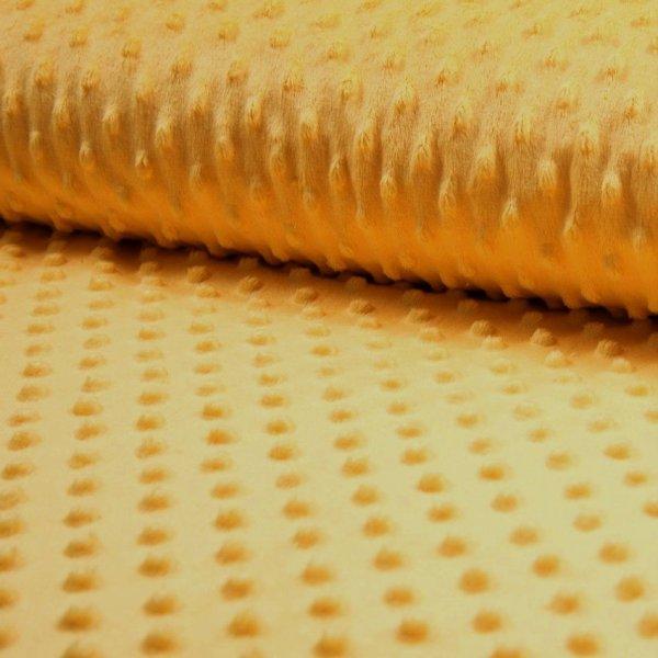 Metráž minky, velmi jemná měkká látka, 100% polyester, 280g/m2, šířka 160 cm