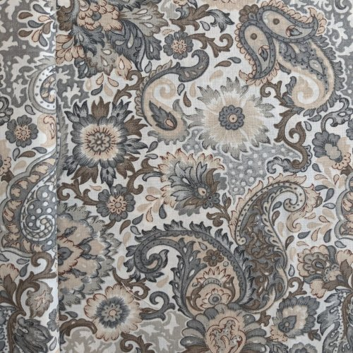 Bavlněná látka, dovoz Francie, 100% bavlna, šířka 150 cm
