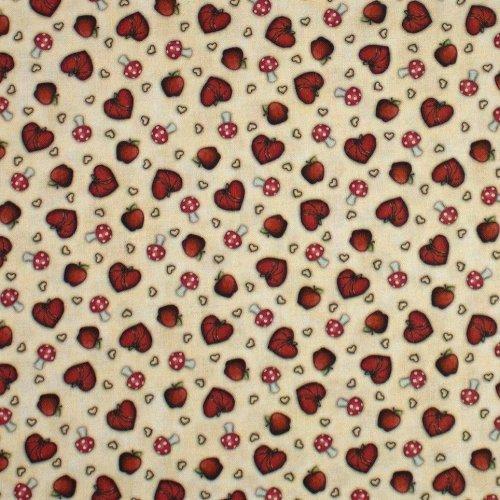 Americká bavlněná látka, kolekce My Story, 100% bavlna, šířka 110 cm