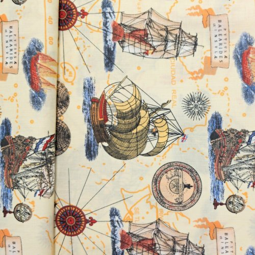 Metráž bavlněné plátno, dovoz Česko, 100% bavlna, šířka 140 cm, 140g/m2