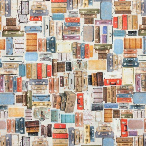 Metráž bavlněné plátno, dovozová z EU, 100% bavlna, šířka 145 cm, 140g/m2