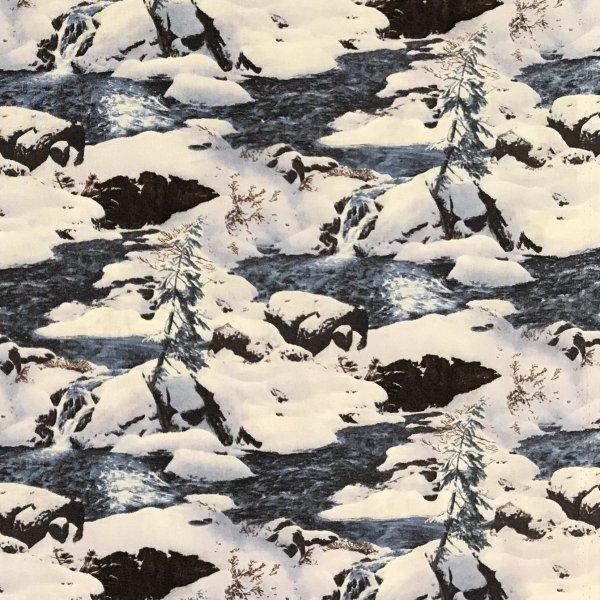 Americká bavlněná látka od Southseaimports, 100% bavlna, šířka 110 cm