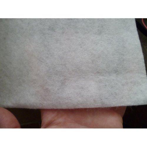 Nenažehlovacíhrubšívýztuha, složení 56% PES, 14% VS, 30% akryl. Šířka 100 cm