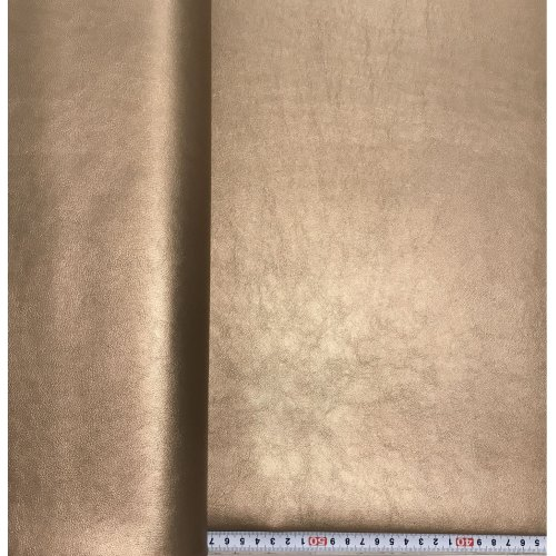 Ekokůže,75% PU 25% PL, šířka 140 cm, gramáž 520g/m2