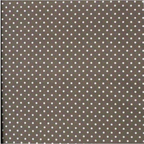 Bavlněné látka od česká, 100% bavlna, šířka 150 cm, puntík vel 5 mm