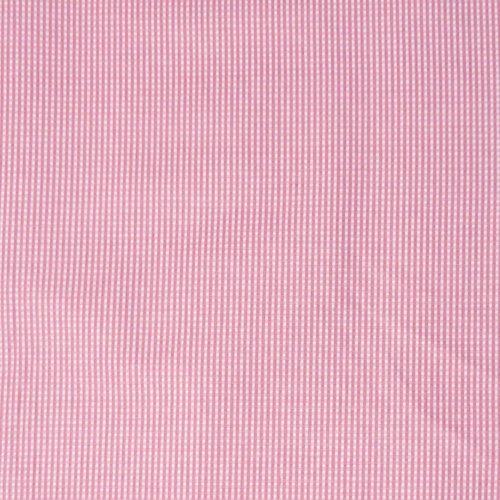 látka bavlněné plátno kanafas kostičky proužky růžové starorůžové