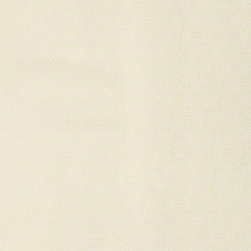 Látka bavlna metráž mandaly bílé jednobarevný podklad