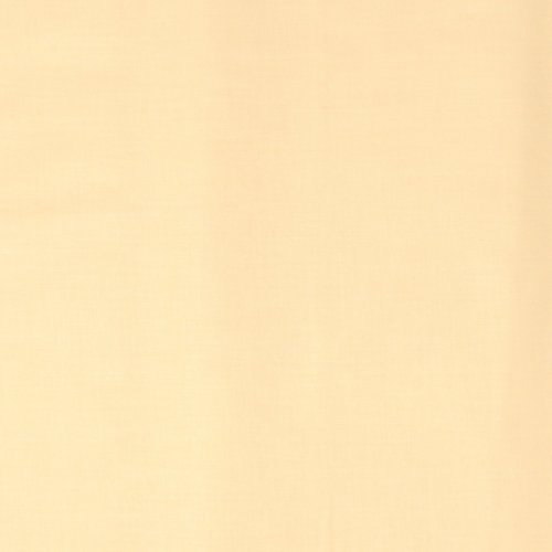 Látka metráž 100 bavlna na patchwork krémová meruňková oranžová světlá barva jednobarevná