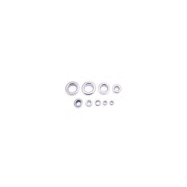 Průchodka - plachtový kroužek, rozměr 12/21/6mm