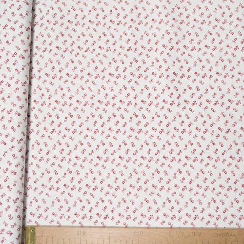 Látka bavlna metráž, Česko, 100% CO, 140g/m2, šířka 150 cm