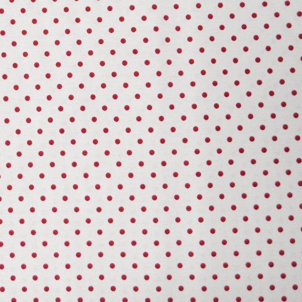 puntíkovaná látka metráž 100 bavlna na patchwork a dekorace