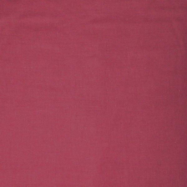 jednobarevná bavlněná látka metráž bordová vínová bordeaux