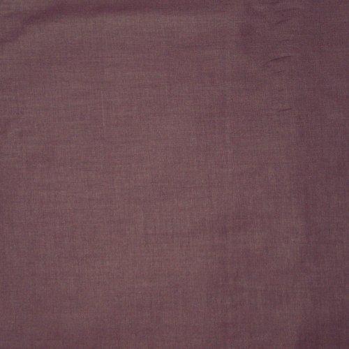 jednobarevná látka tmavě bordové barvy vínové hnědé 100 bavlna na šití