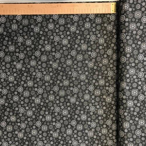 Metráž bavlněná látka, český výrobce, 100% CO, 140g/m2, šířka 140 cm