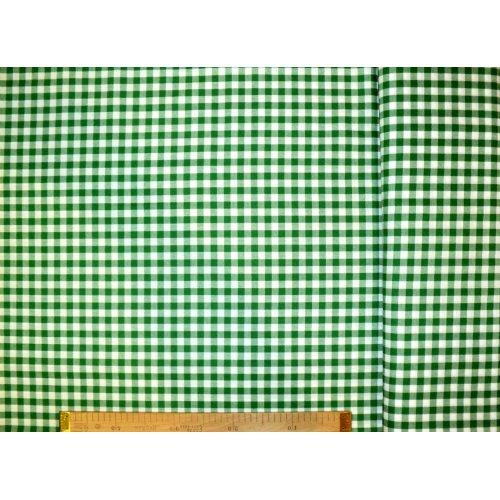 Látka 100 metráž na závěsy a bytové dekorace zelený kanafas