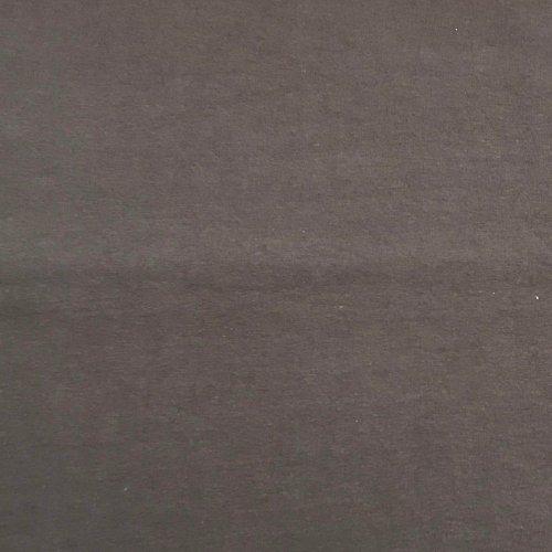 elastická látka hrubá teplákovina pružná bavlna s elastanem na tepláky mikiny jednobarevná hnědá