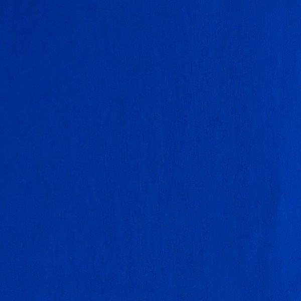 pružná látka teplákovina s elastanem královsky modrá denim džínová royal blue