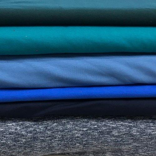 Pružnálátka teplákovina, dovozová, 90% CO, 10% EA, 230g/m2, šířka 180 cm