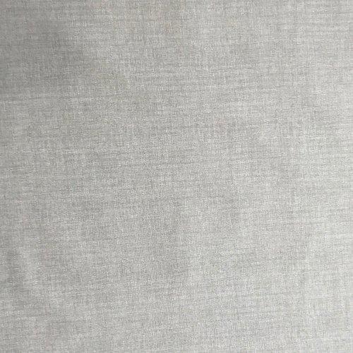 100 bavlna látka metráž plátno na dekkorování a šití světle šedá režný vláknitý efekt