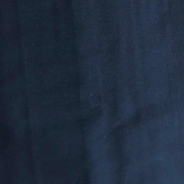 jednobarevná tmavě modrá látka policejní modrá metráž na šití patchowrork