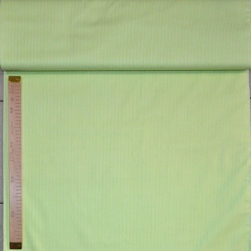 Bavlněná látka česká, 100% bavlna, 140g/m2, šířka 140 cm, proužek šířky 2 mm