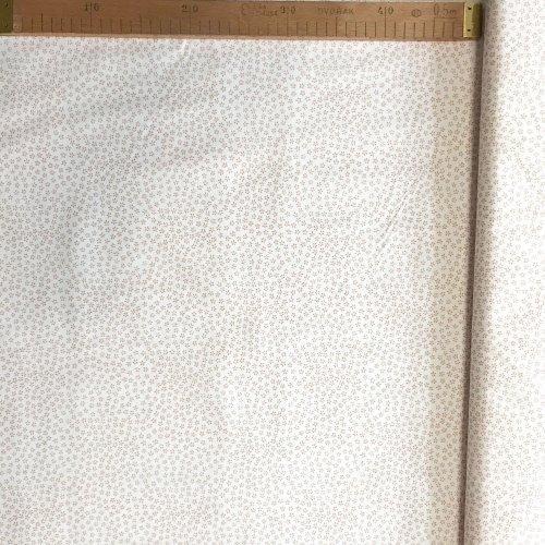 Látka metráž bavlna, původ Česko, 100% CO, 140g/m2, šířka 140cm