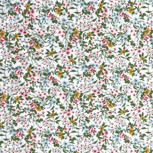 Dovozová bavlněná látka,od STOF France, 100% bavlna, šířka 160 cm, 140g/m2