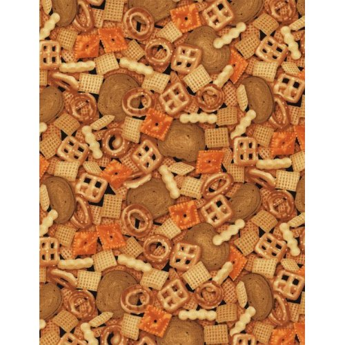 Americká bavlněná látka od Timeless Treasures, 100% bavlna, šířka 110 cm