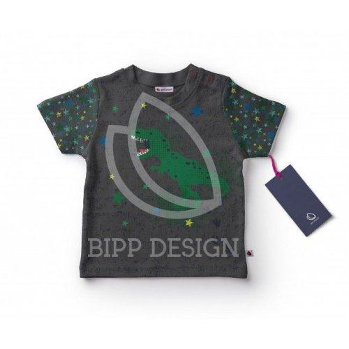Úpletový panel na tričko, zahraničí, 95% CO, 5% EA, 210g/m2, šířka 150 cm, 1ks = 1 m