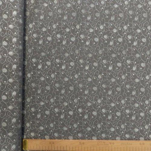 Bavlněná metrová látka, české plátno, 100% CO, 140g/m2, šířka 150 cm