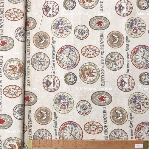 Dekorační látkazahraniční 80% bavlna, 20%PES. 210g/m2, šířka 140 cm