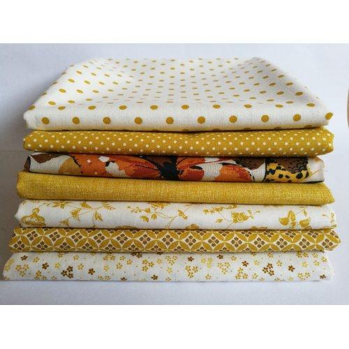 Látka bavlna od českého výrobce 100% bavlna, 140g/m2, šířka 150 cm