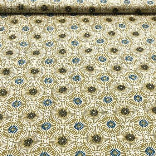 Dovozovéplátno metráž, Francie, látka 100% bavlna, 140g/m2, šířka 150 cm