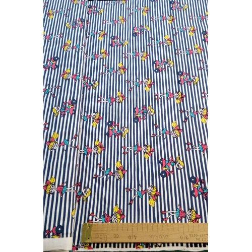 Tričkovina úplet, velmi příjemný a hebký, 95% CO, 5% EL, 200g/m2, šířka 140 cm