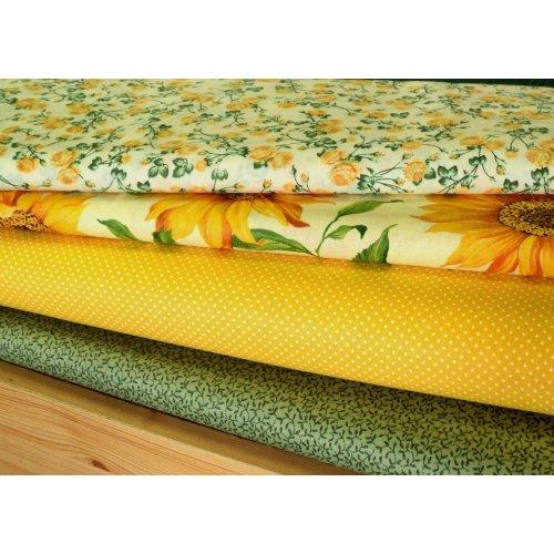 Bavlněná látka od českého výrobce, 100% bavlna, šířka 160 cm