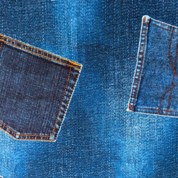 Úplet jersey na šaty, metráž ze zahraničí, 95% CO, 5% EA, 210g/m2, šířka 150 cm, atest