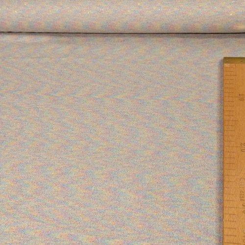 Tenká teplákovina metráž, 75% CO, 25%PES, 230g/m2, šířka 160 cm