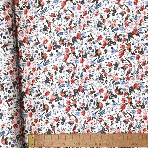 Bavlněná látkametráž, dovozové plátno, 100% CO, 120g/m2, šířka 150 cm