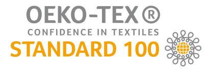 Logo atestové certifikační autority Öko-Tex Standard 100
