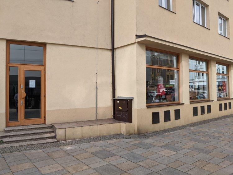 Fotka místa kde se budou v Ostravě konak kurzy šití a sdílené dílny